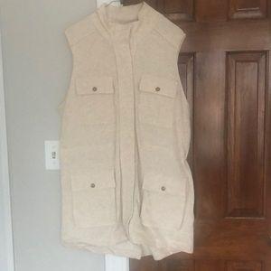 Gorgeous tunic vest